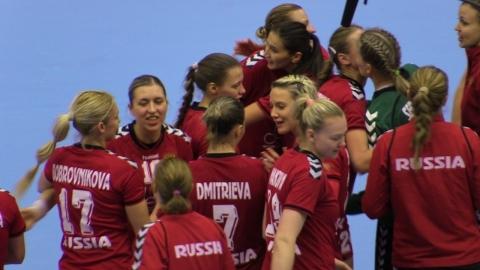 Женская сборная России разгромила Казахстан на ЧМ по гандболу
